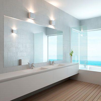 Store speil til bad på egne mål
