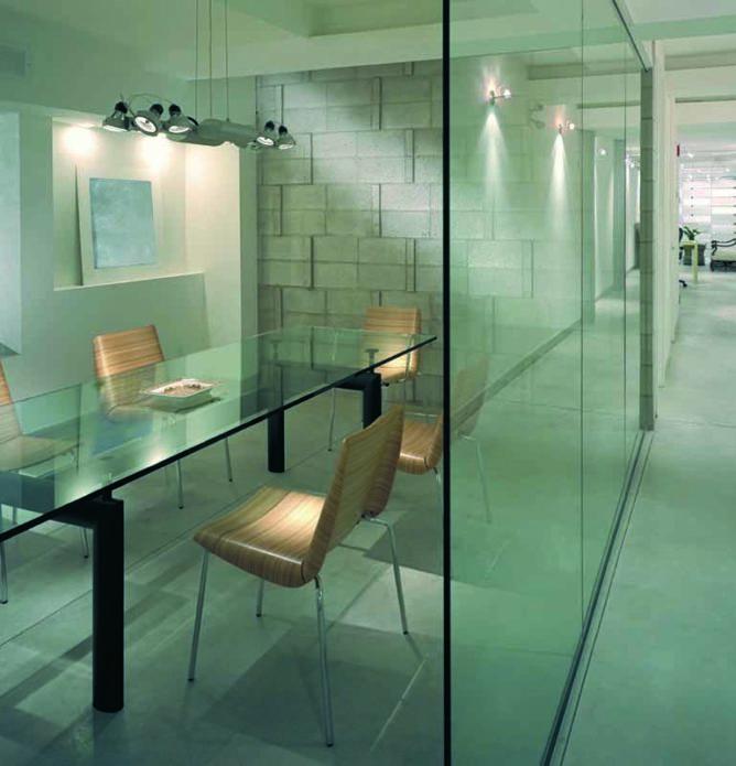 Glassplate til bord, på egne mål