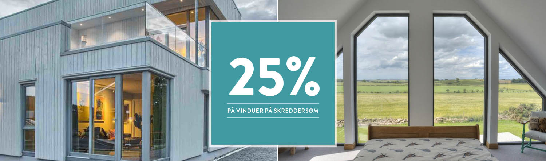 Kampanje på vinduer