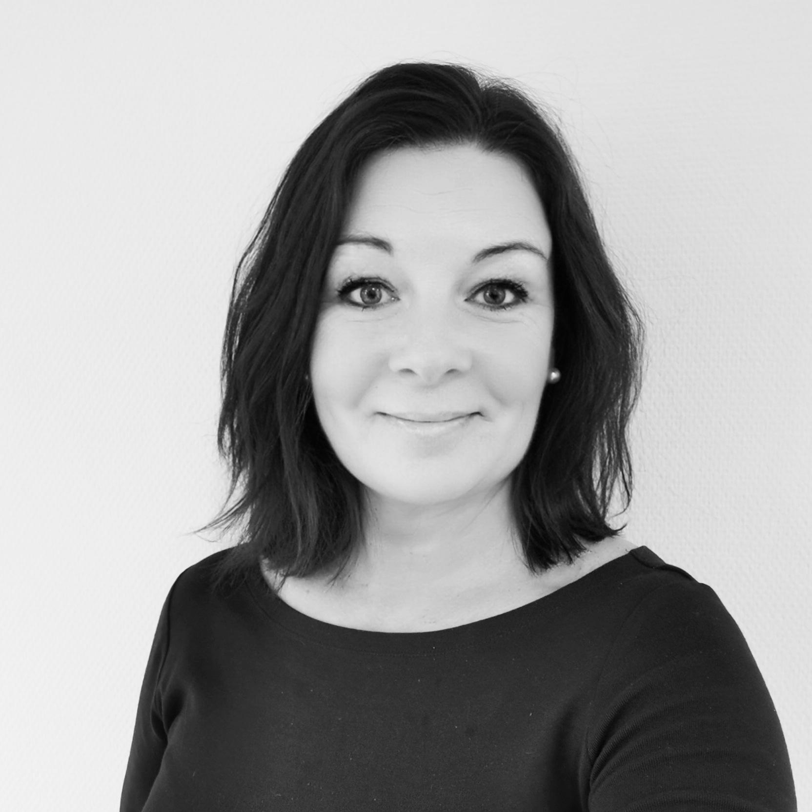 Kristine Heggebakk er Montasjeleder for Glassmester1
