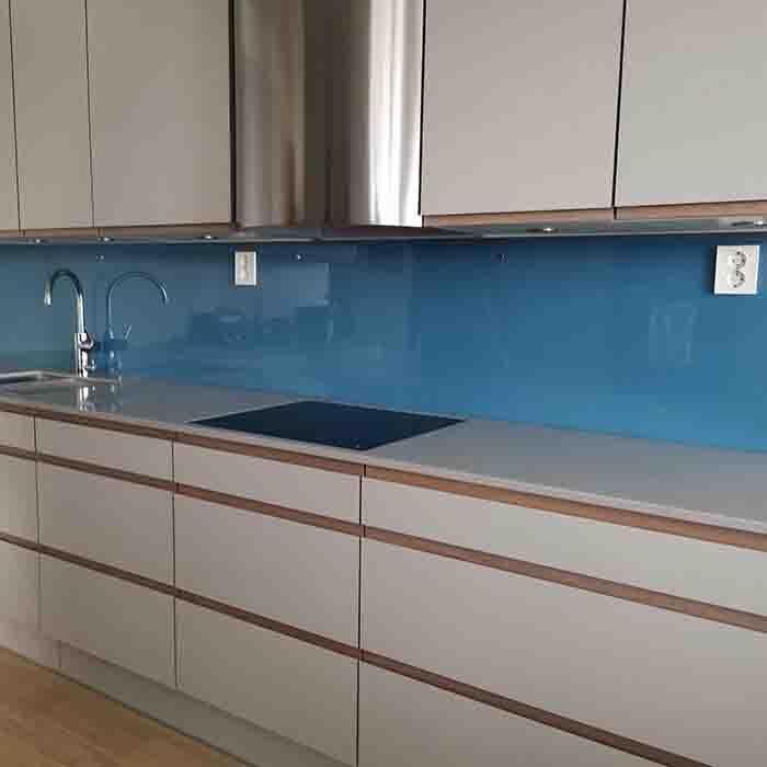 Glassplate til kjøkken
