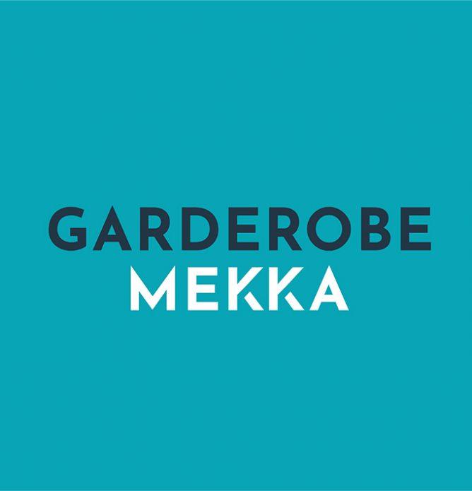 Garderobemekka logo