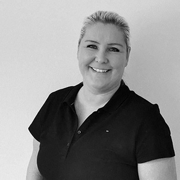 Britt Syverud er Regnskapsmedarbeider for Glassmester1