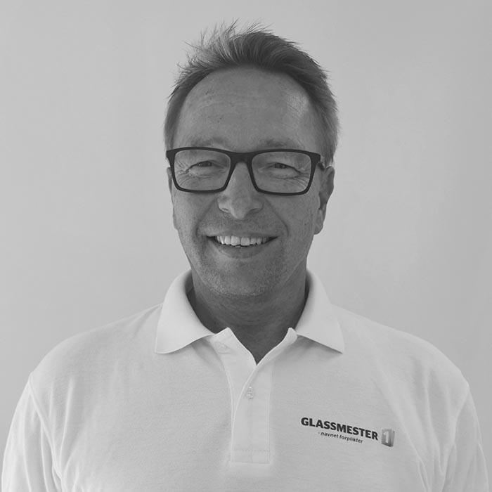 Tore Ringstad er Glasskonsulent for Glassmester1 Stor-Oslo